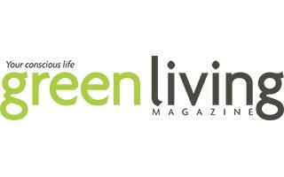 Green Living logo